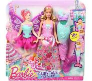 Barbie Dreamtopia 3-In-1 Fantasie Pop, Inclusief Accessoires