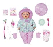 Baby Born Soft Touch pop wintereditie - 43 cm
