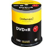 Intenso DVD+R 16x 100pk Spindle