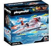 Playmobil Top Agents Spy Team piloot - 70234