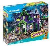 Playmobil Scooby doo Avontuur in Mystery Mansion (70361)