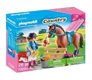 Playmobil Country 70294 - Cadeauset Paarden