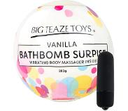 Big Teaze Toys Bath Bomb Surprise met Mini Vibrator Vanille