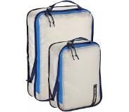 Eagle creek Organiser Eagle Creek Pack-It Isolate Compression Cube Set S/M Aizome Blue Grey