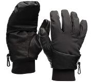Black Diamond Wind Hood Softshell Gloves, smoke XS 2021 Winterhandschoenen