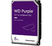 Western Digital HDD Purple 8TB 3.5 SATA 256GB