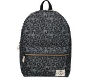 Milky Kiss Stay Cute Leopard Army Rugzak - 13,5 l - Legergroen