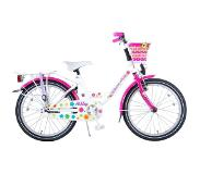 Volare Ashley 20 inch meisjesfiets 95% afgemonteerd