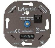 Lybardo ITEC 3-175W LED Dimmer - Fase Afsnijding - Universeel