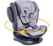 Lorelli Aviator 2021 Black/Light Grey 0-36 kg SPS Isofix 360° Autostoel 1007130-2119