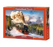 Castorland Steam Train - Puzzel (1000)