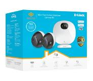 D-Link DCS-2802KT Wire-Free Camera Kit