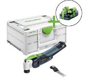 Festool OSC 18 E-Basic-4.0 Accu Multitool - 577033
