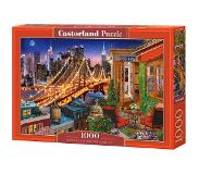 Castorland Brooklyn Bridge Lights Puzzel (1000 stukjes)