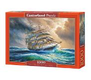 Castorland Sailing Against All Odds - Puzzel (1000)