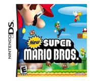 Games Nintendo New Super Mario Bros. 2