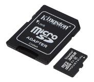 Kingston Technology Industrial Temperature microSD UHS-I 32GB 32Go MicroSDHC UHS-I Class 10 mémoire flash