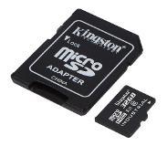 Kingston Industrial Temperature microSD UHS-I 32GB 32GB MicroSDHC UHS-I Class 10 flashgeheugen
