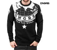 Dangerous DNGRS Sweatshirt Rule The World - XL