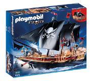 Playmobil Piraten aanvalsschip - 6678