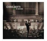 cd Chris Botti - Live In Boston Dvd