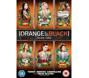 dvd Orange Is The New Black: Kausi 3 (DVD)