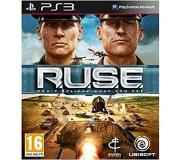 Games Ubisoft - R.U.S.E., PS3