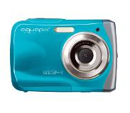Easypix W1024-I Splash Digitale camera 16 Mpix Blauw Onderwatercamera
