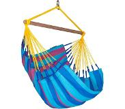 LA SIESTA Basic hangstoel outdoor - Sonrisa Wild Berry - LA SIESTA (SNC14-3)