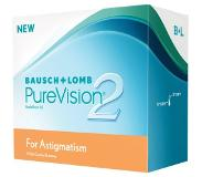 Bausch & Lomb Purevision2 HD For Astigmatism 6-pack