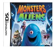 Pelit: Activision - Monsters vs. Aliens, NDS