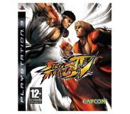 Pelit: Capcom - Street Fighter IV (PlayStation 3)