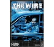 Romantiek & Drama Wood Harris, Dominic West & Wendell Pierce - Wire, The - Seizoen 3 (5DVD) (DVD)