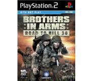 Actie; Shooter Ubisoft - Brothers in arms, road to hill 30 (playstation 2)
