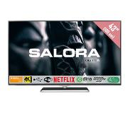 "Salora 43UHX4500 43"" 4K Ultra HD Smart TV Wi-Fi Zwart LED TV"