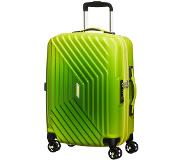 American tourister Air Force 1 Spinner 55 gradient yellow Harde Koffer