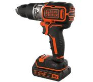 Black & Decker BL188K1B2-QW Accuklopboormachine met 2 accu's
