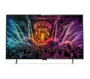 Philips 6000 series Ultraslanke 4K Smart LED-TV 49PUS6101/12 LED TV