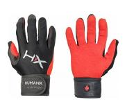 Harbinger Men's X3 Competition Crossfit Fitness Handschoenen Red/Black - S