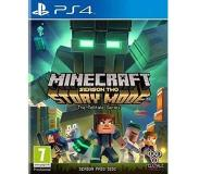Telltale Games PS4 Minecraft 2 Story Mode