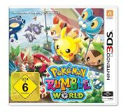 Games Nintendo - Pokémon Rumble World Basis Nintendo 3DS