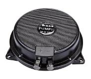 Sinuslive Auto-subwoofer passief 130 mm 80 W Bass-Pump III 8 Ω