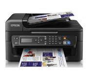 Epson WorkForce WF-2630WF Inkjet A4 Wi-Fi Zwart