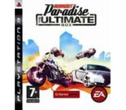 Race Electronic Arts - Burnout: Paradise - The Ultimate Box (PlayStation 3)