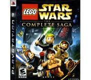 Games Lucas Arts - Lego Star Wars: The Complete Saga (PlayStation 3)