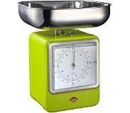 Wesco 322 204 keukenweegschaal Lime Green
