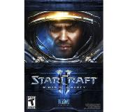 Games Blizzard - Starcraft II: Wings of Liberty, PC PC video-game