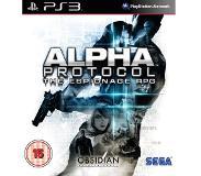 Games SEGA - Alpha Protocol (PlayStation 3)