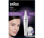 Braun Face 810 Gezichtsepilator & gezichtsreinigingsborstel