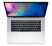 "Apple MacBook Pro 2018 15,4"" i7 2,2 GHz, 256GB (Qwerty) Zilver"
